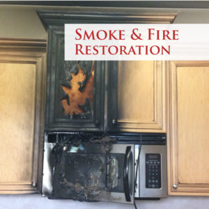 Smoke Fire Damage Restoration San Diego